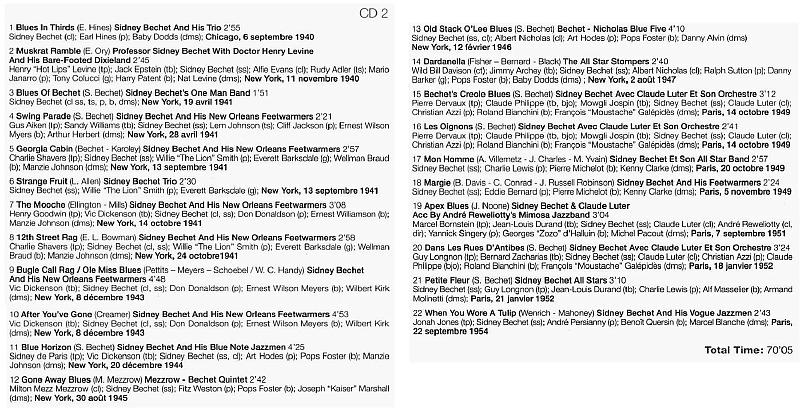 [Jazz] Playlist - Page 19 Bechet13