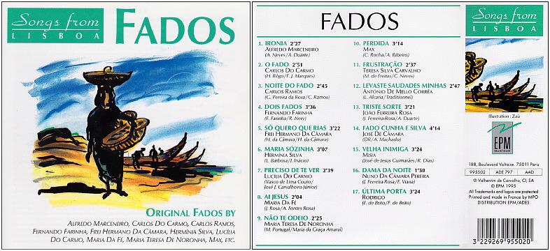 [Musiques du monde] Playlist Fados_11