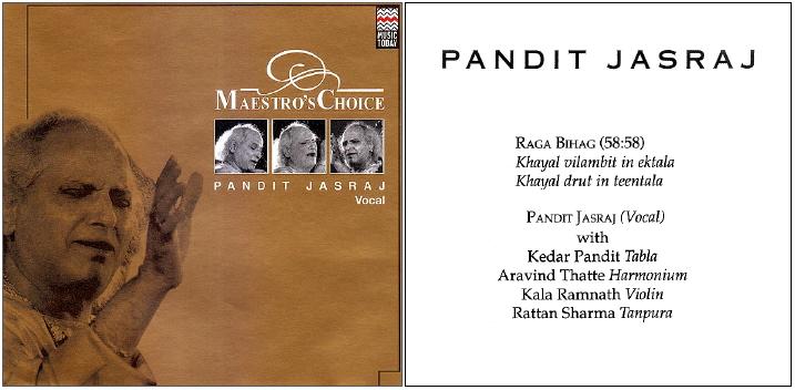 Musiques traditionnelles : Playlist - Page 9 Jasraj14