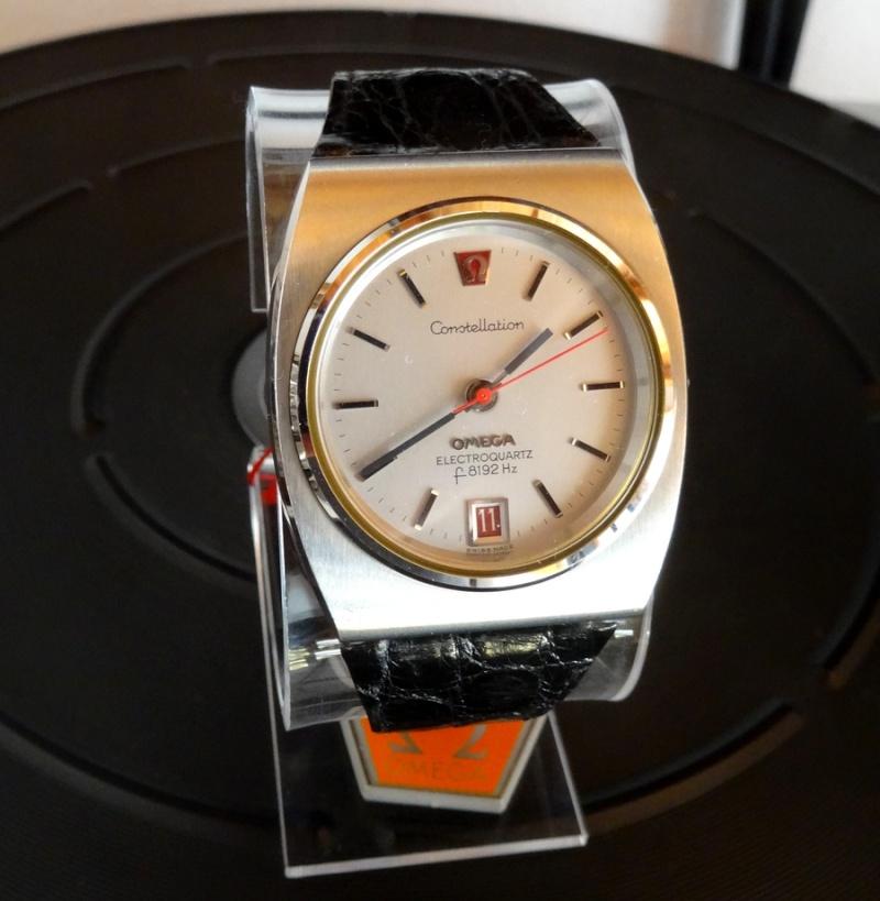 5 montres à quartz pour une collection A0210