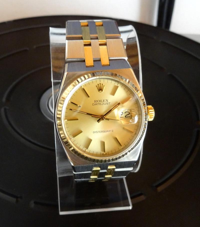 5 montres à quartz pour une collection A0410