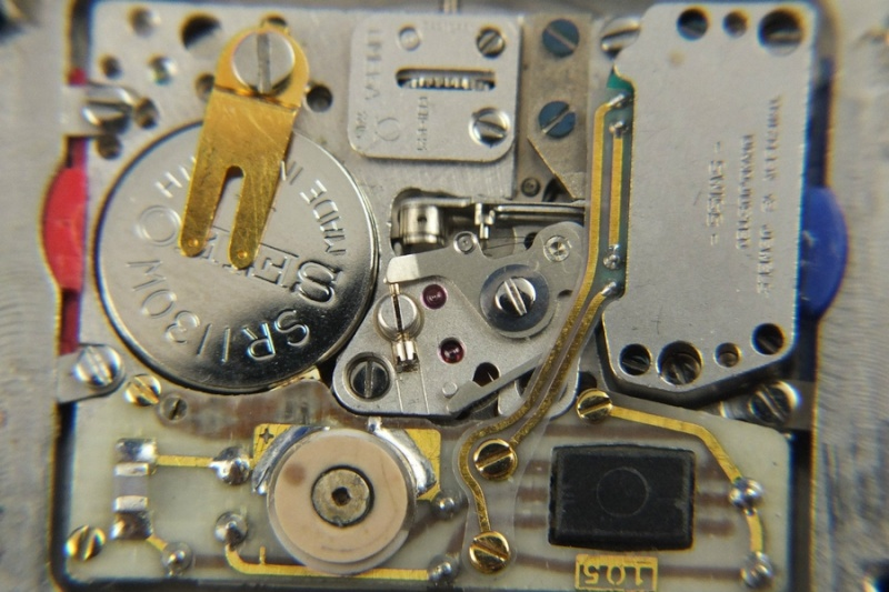 5 montres à quartz pour une collection A0610