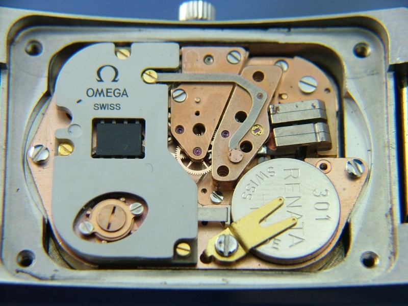 5 montres à quartz pour une collection Omega_11