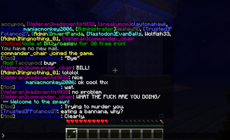 Those Chat Moments 610