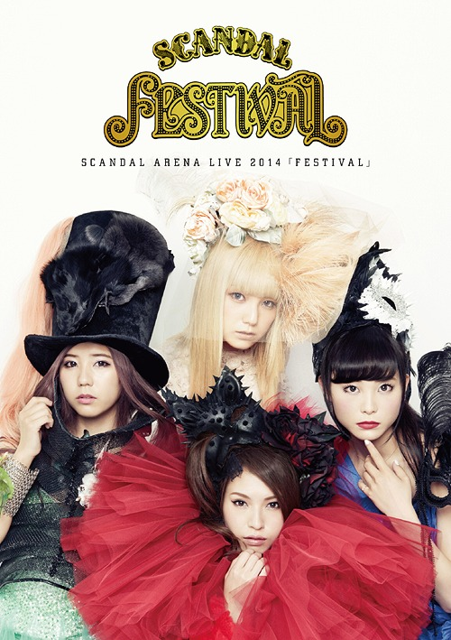 5th DVD - 「SCANDAL ARENA LIVE 2014 『FESTIVAL』 」 Tumblr10
