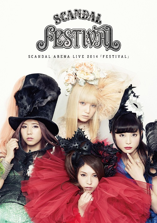 5th DVD - 「SCANDAL ARENA LIVE 2014 『FESTIVAL』 」 Tumblr11
