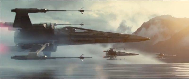 Star Wars Episode VII Teaser Trailer - Seite 3 X-wing10