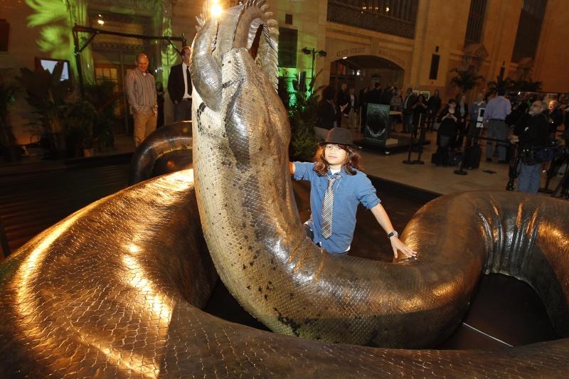 Algunos de los animales más grandes de la historia Titano11