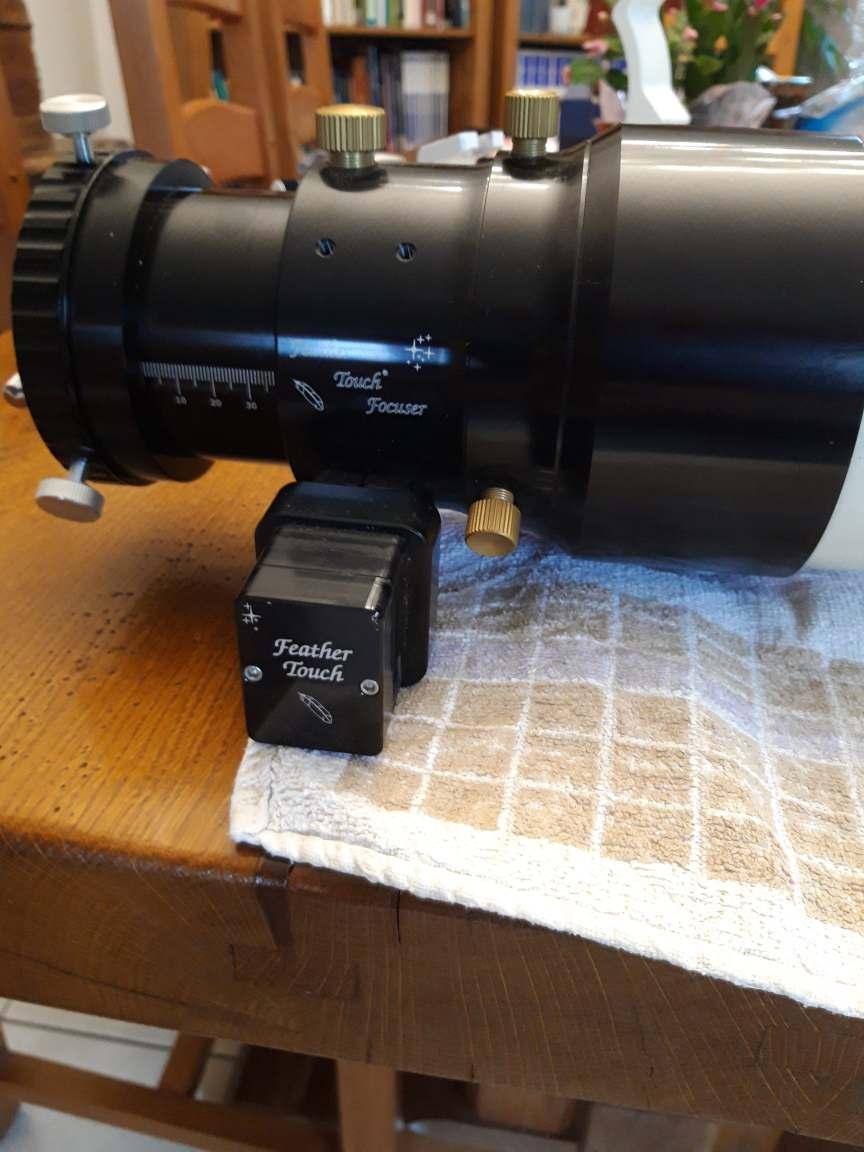 [résolu][Vendue] - (Vente) Lunette William Optics FLT110 Optique TEC 20191110