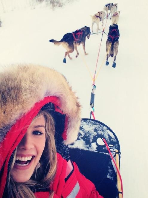 EUGENIE BOUCHARD (Canadienne) - Page 3 Selfie10