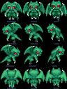 Pack de 1'022 Faceset  Monstr10