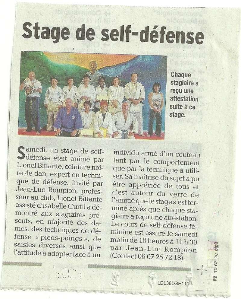 ACTIVITES DIVERSES DE LA SECTION SAVOIE ISERE Stage_10