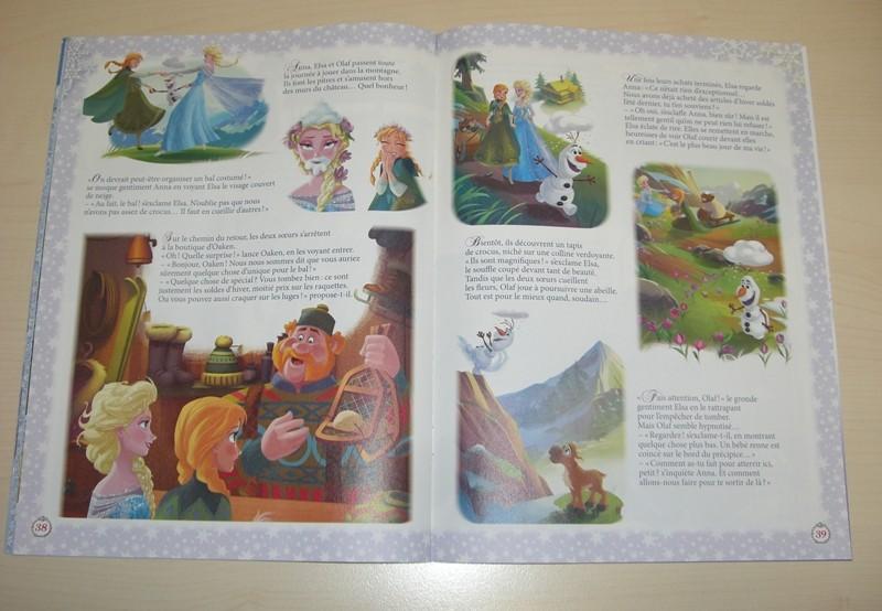 [Magazine] Disney Princesse Magazine France - Page 3 Conte10