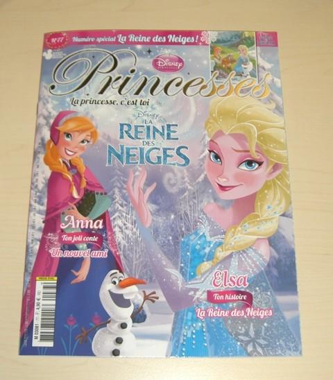 [Magazine] Disney Princesse Magazine France - Page 3 Couver10