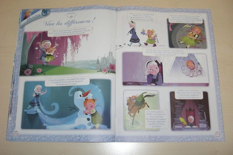 [Magazine] Disney Princesse Magazine France - Page 3 Histoi11