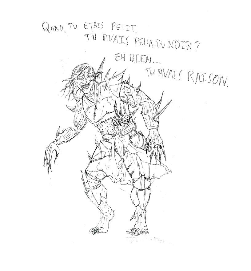 Les dessins de Gromdal - Page 3 Peur_d11