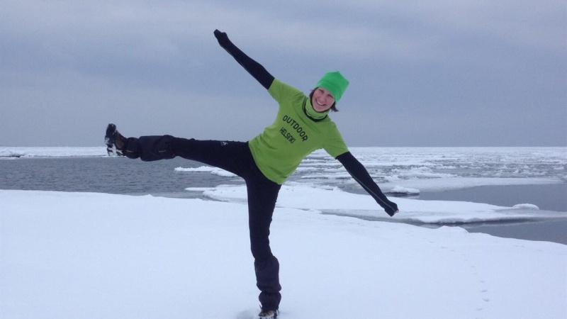 Vote pour Christelle Sellen à la Fjallraven polar 2015  Photo110