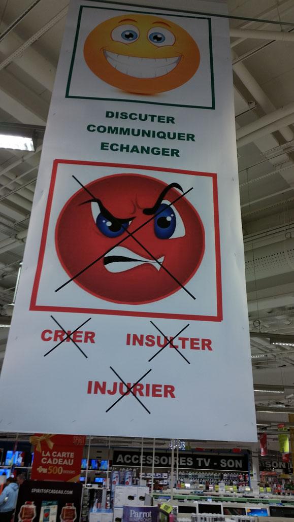 Non aux incivilités dans nos magasins ! Incivi11