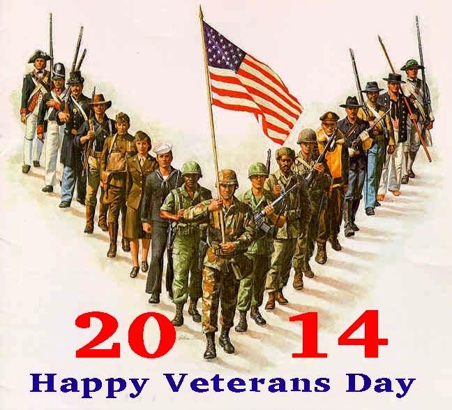 11 Novembre / Veterans' day  Vetsda10