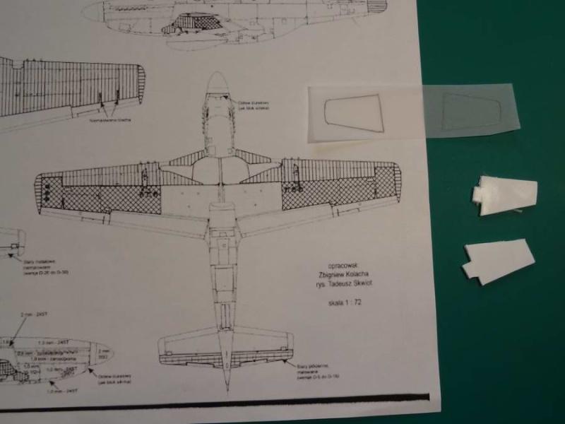 P-51D mustang airfix 1/72_ 2ème moule 006_mu16