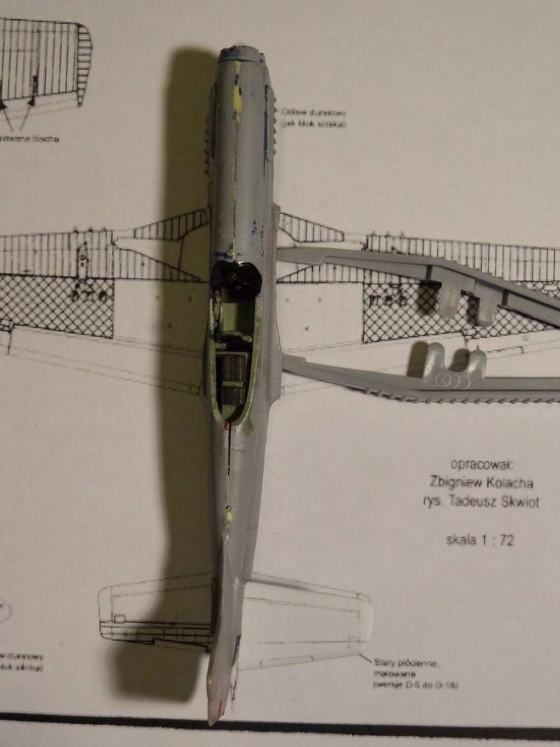 P-51D mustang airfix 1/72_ 2ème moule 006_mu17