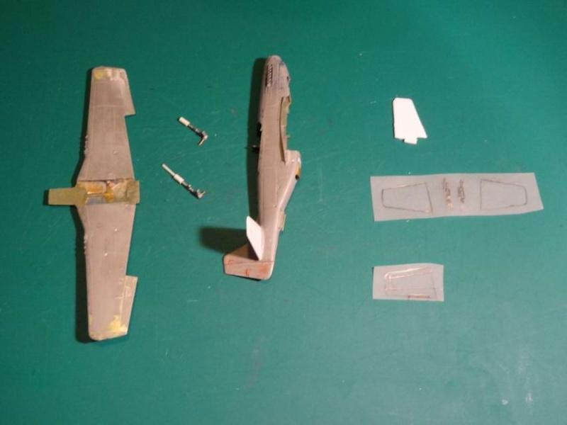 P-51D mustang airfix 1/72_ 2ème moule 006_mu18