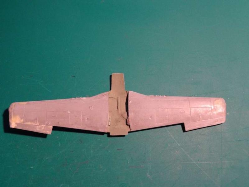 P-51D mustang airfix 1/72_ 2ème moule 007_mu10