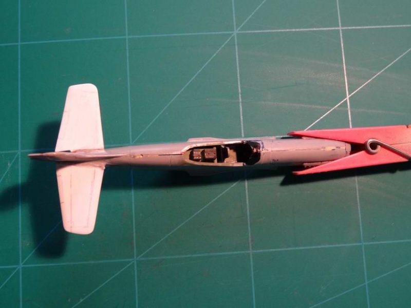 P-51D mustang airfix 1/72_ 2ème moule 007_mu11