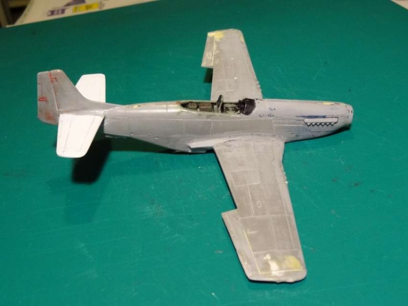 P-51D mustang airfix 1/72_ 2ème moule 009_mu22
