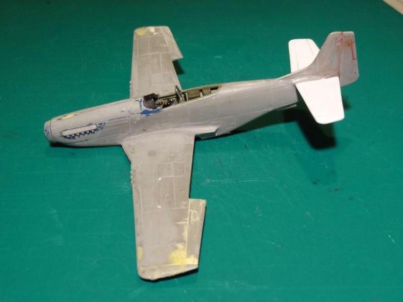 P-51D mustang airfix 1/72_ 2ème moule 009_mu23