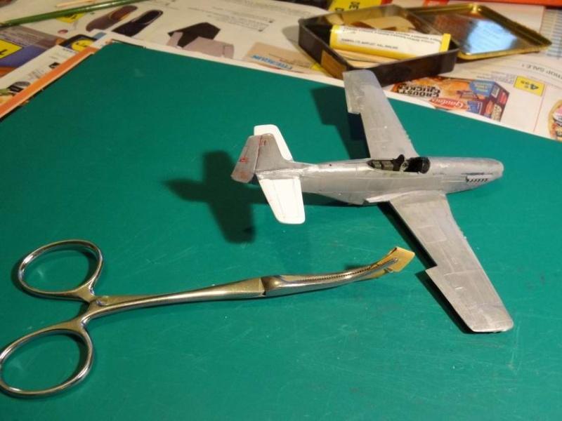 P-51D mustang [Airfix]  - 2ème moule - FINI 010_mu10