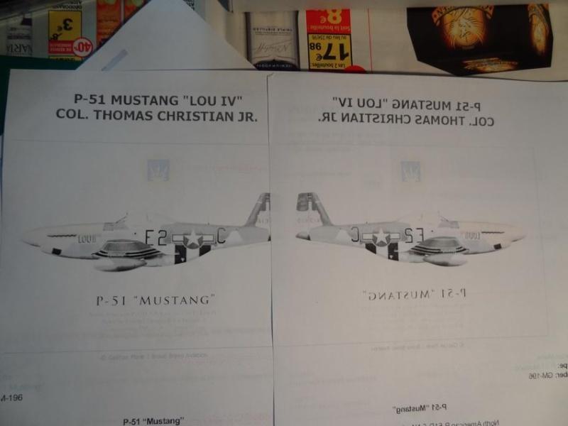 Heller P-51D mustang 1/72 - Page 2 013_mu11