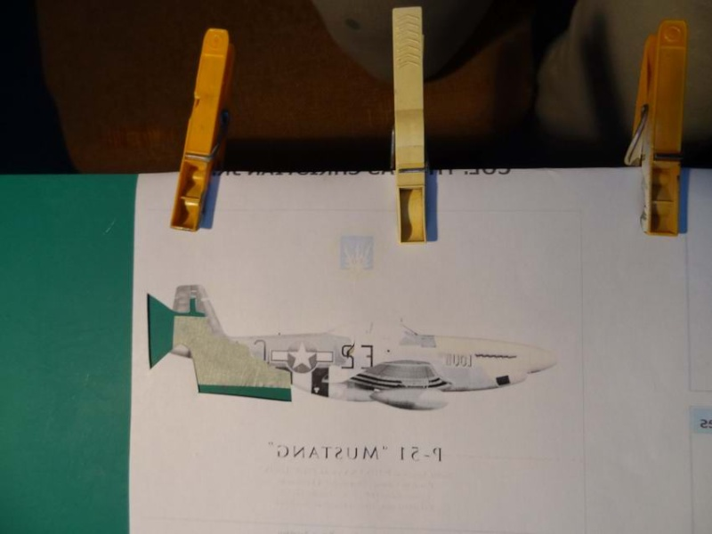 Heller P-51D mustang 1/72 - Page 2 013_mu12