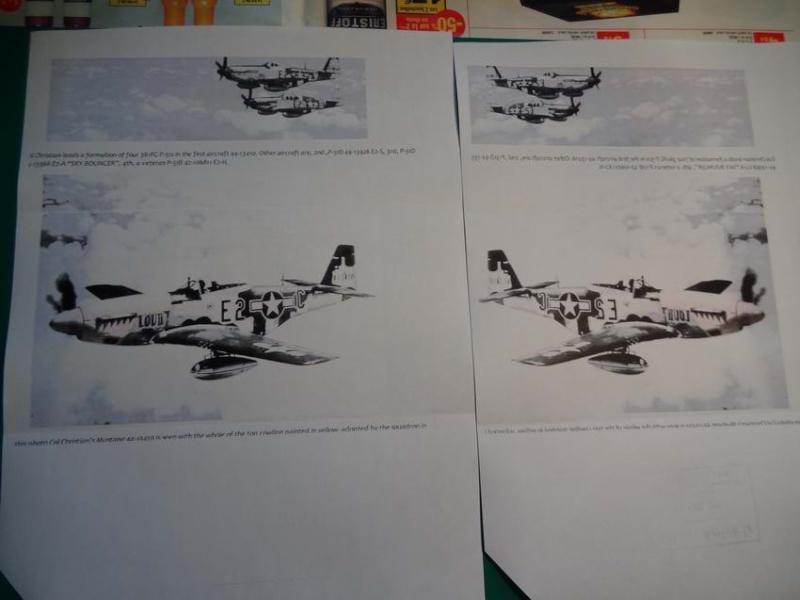 Heller P-51D mustang 1/72 - Page 2 013_mu13
