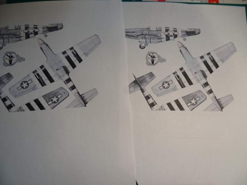 Heller P-51D mustang 1/72 - Page 2 013_mu14