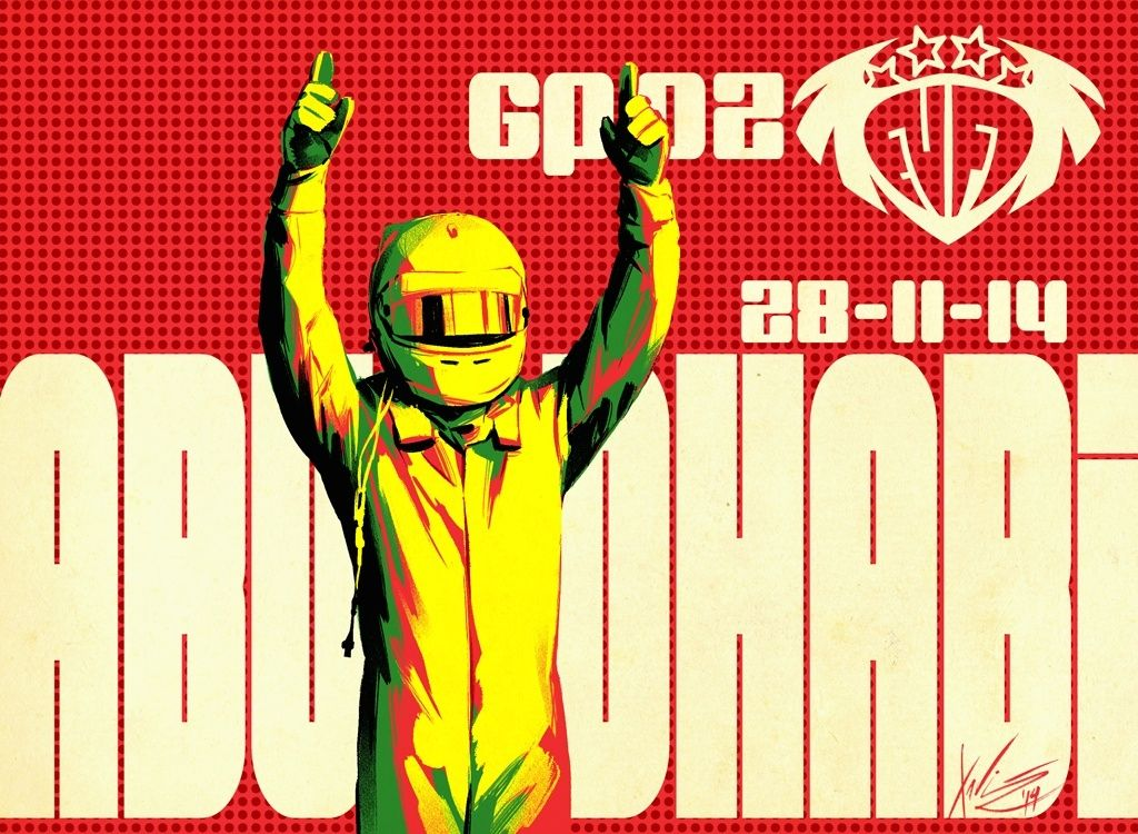 """[2/19] #EVF1 GP Abu Dhabi """"Yas Marina"""" 28/11/14 Abu_dh10"""