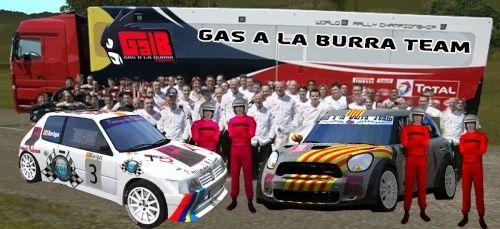 Presentación Equipo Gas a la Burra RBR Team y Equipo SparK.O Team para la T5 Equipo11