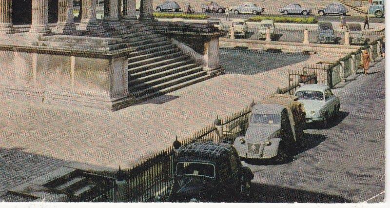 cartes postales anciennes Nimes10