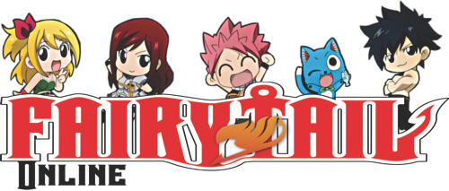 Fairy Tail Online Logo10