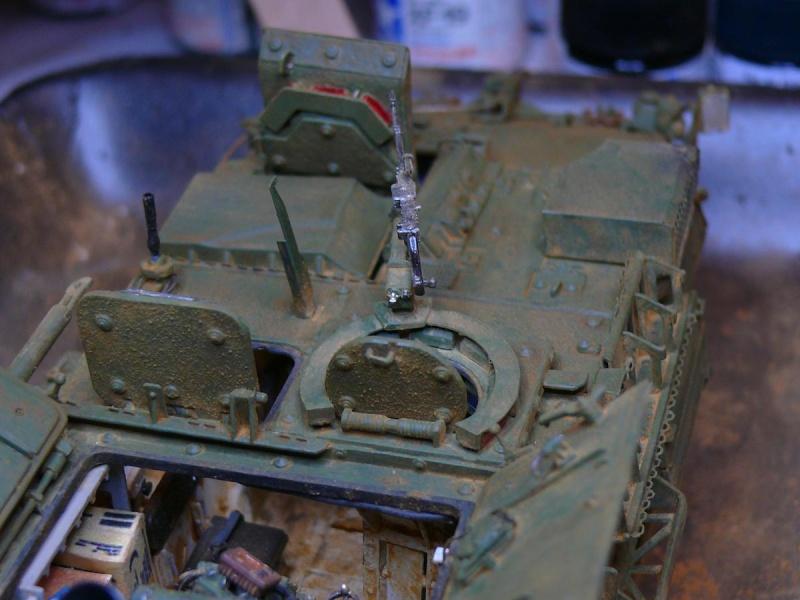 STRYKER M1129 MORTAR CARRIER VEHICLE de TRUMPETER au 1/35 - Page 6 Photo163