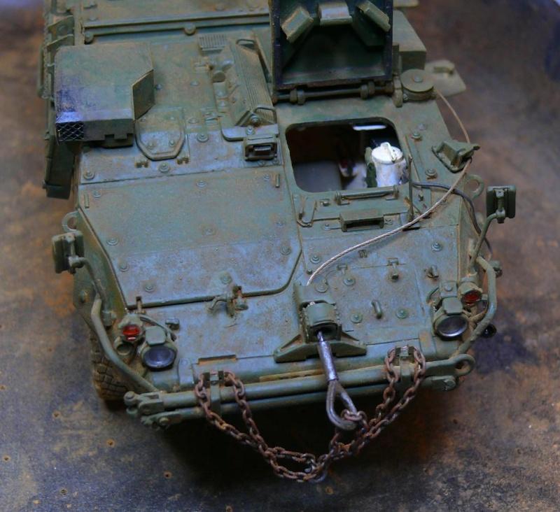 STRYKER M1129 MORTAR CARRIER VEHICLE de TRUMPETER au 1/35 - Page 6 Photo228