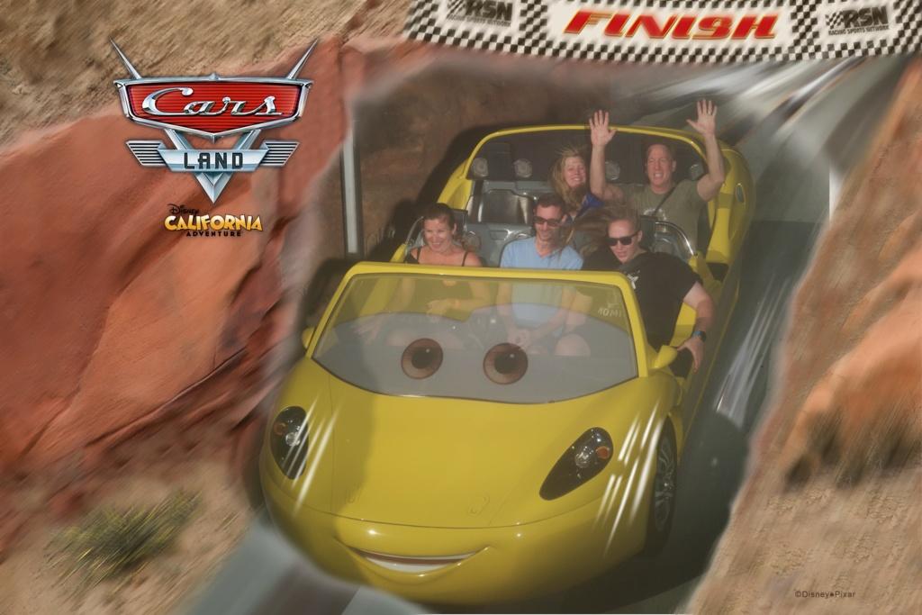 California Dream - Octobre 2019 - Disneyland Ressort à partir de la page 3  - Page 5 Img_1226