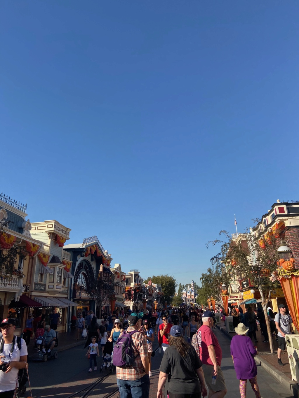 California Dream - Octobre 2019 - Disneyland Ressort à partir de la page 3  - Page 5 Img_1313