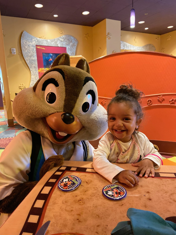 California Dream - Octobre 2019 - Disneyland Ressort à partir de la page 3  - Page 5 Img_1413