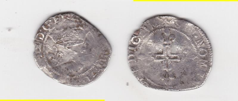 Double sol parisis 1er Type Charles IX Charle11