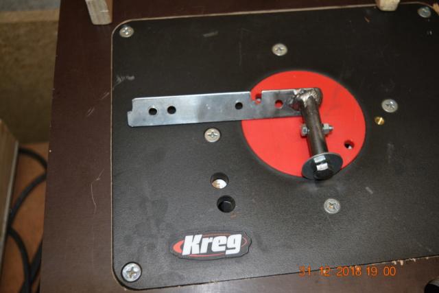 modif scie kity 419 ou woodster 4 Dsc_0211