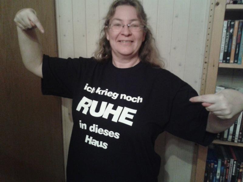 T-Shirts für alle Lebenslagen 2012-010