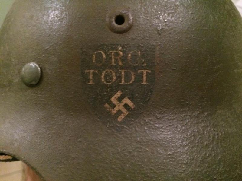 Casque Org. Todt Tod10