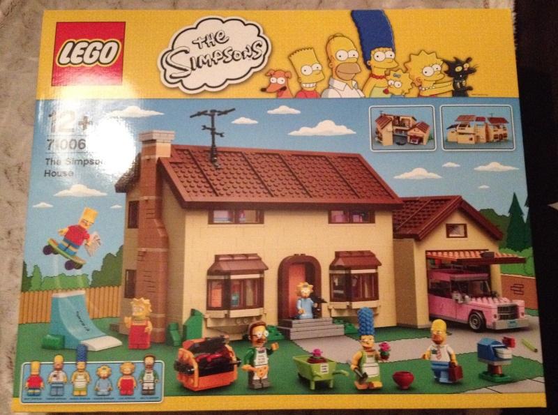 [LEGO] LES SIMPSONS - Page 3 Simpso10
