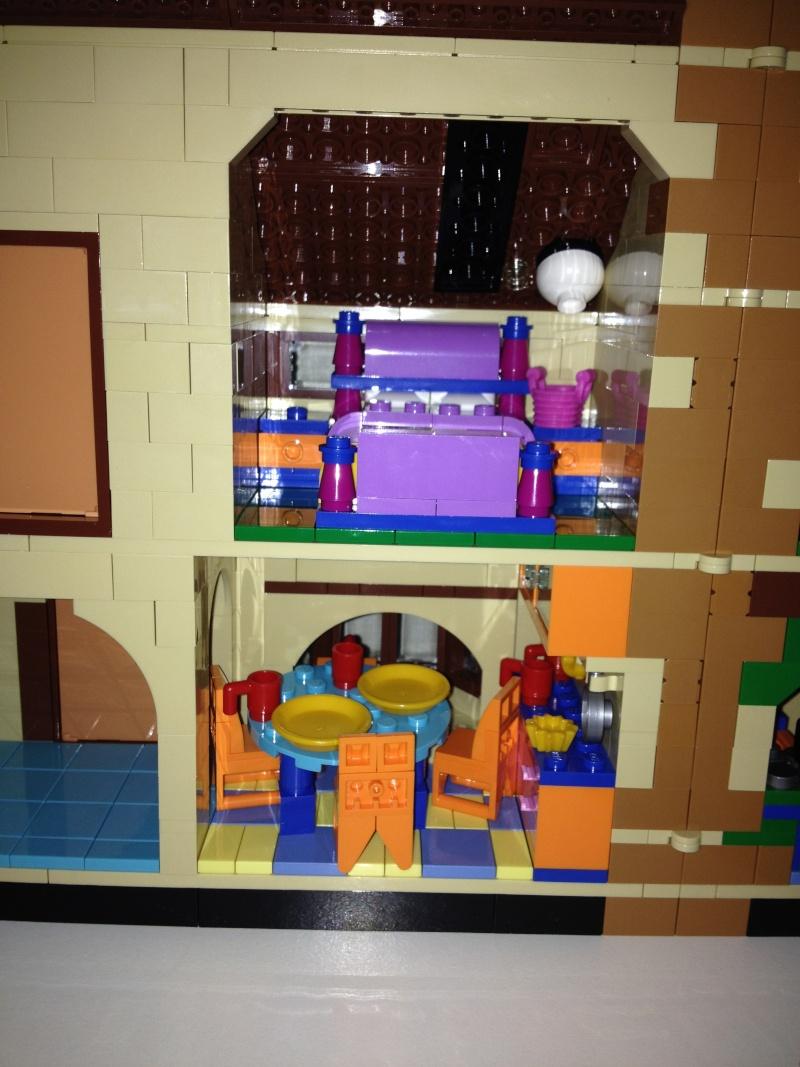 [LEGO] LES SIMPSONS - Page 3 Simpso20